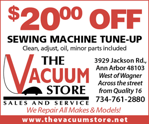 $20.00 Off Sewing Machine Tune-Up